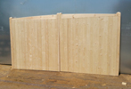 SOFTWOOD TREATED BOARDED GATES/DOORS