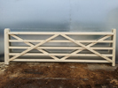 SOFTWOOD TREATED FIVE BAR GATES