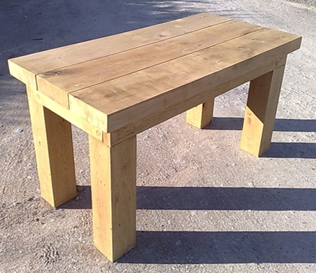 Sheneale table - 5ft