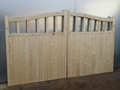 SOFTWOOD TREATED GATE RANGE