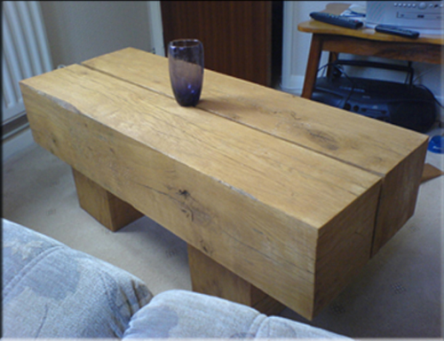 7x7 two beam table