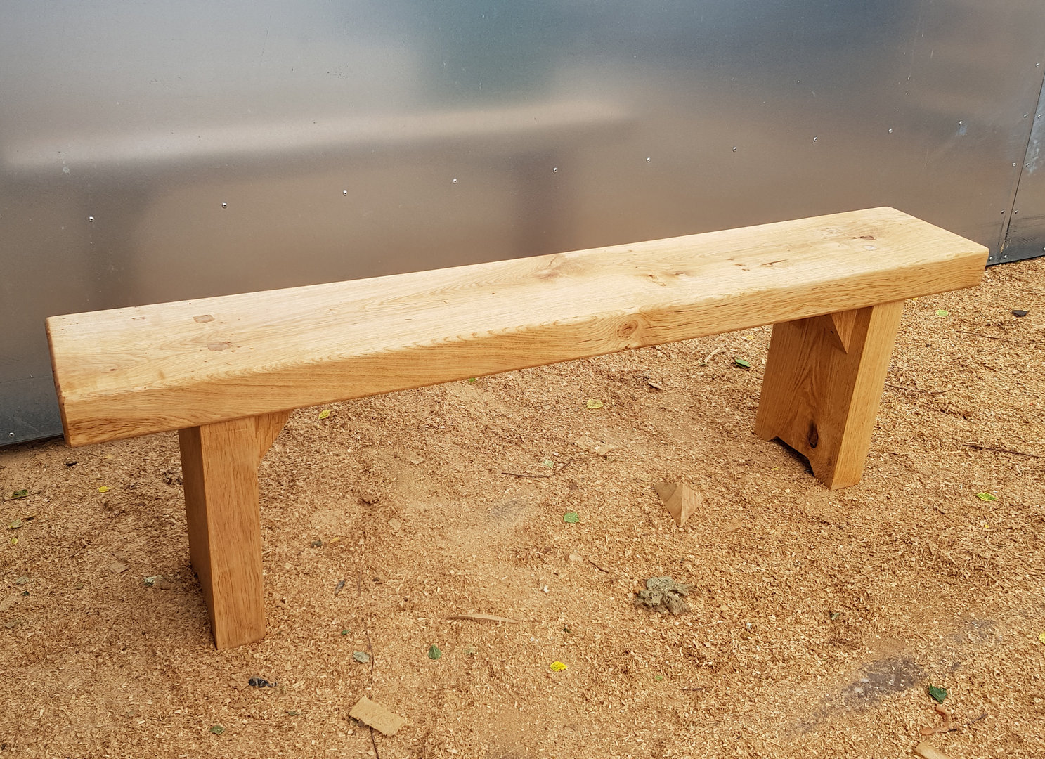 Picture of: 10×3 Bench Seat Ingestre Woodworks
